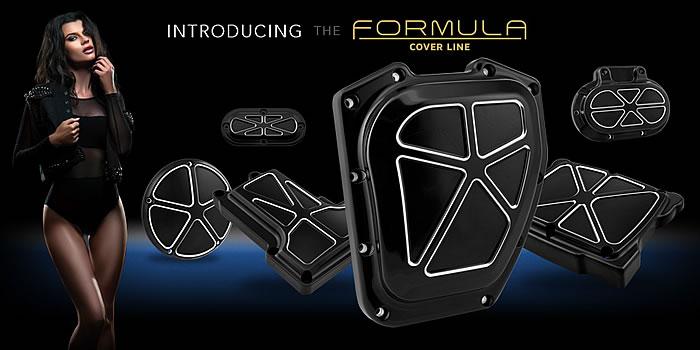 パフォーマンスマシンのフォーミュラシリーズ エンジンやドライブカバー